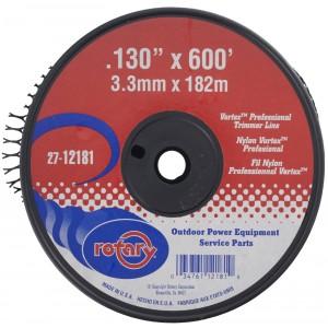 Vortex Trimmer Line 12181 .130 x 600 5 LBS Spool