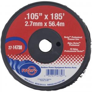 Vortex Trimmer Line 14730 .105 x 185 Small Spool