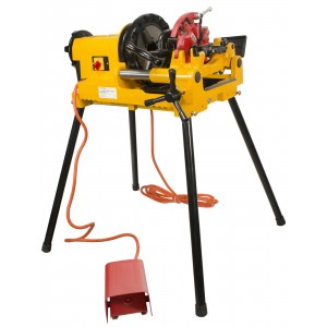 Steel Dragon Tools® 300 Compact Pipe Threading Machine