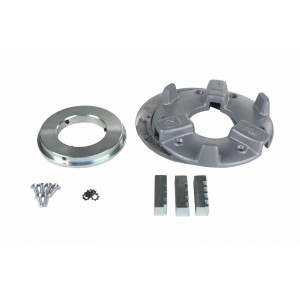 Steel Dragon Tools 44165 Rear Centering Assembly D970 for Ridgid 300