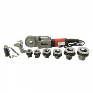 "Steel Dragon Tools® 600 Pro Hand-Held Pipe Threading Machine 1/2""-2"""