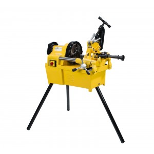 Steel Dragon Tools® 7090E Pipe Threading Machine
