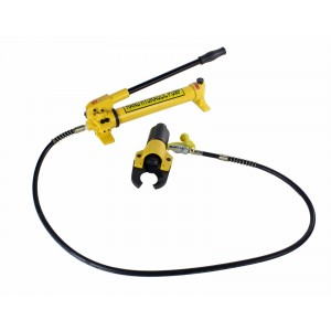 Steel Dragon Tools® 750 Hydraulic Wire Cable Cutter Head and 7475H Pump