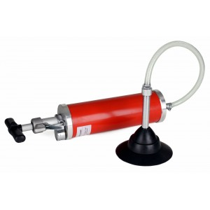 Steel Dragon Tools® 95 Compressed Air Plunger for Toilets and Drain Lines