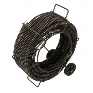 "Steel Dragon Tools® 62280 C-11 Drain Cable 1-1/4""x 60'"