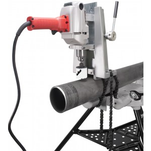 Steel Dragon Tools® HCB 200 with Milwaukee® 1660 Drill