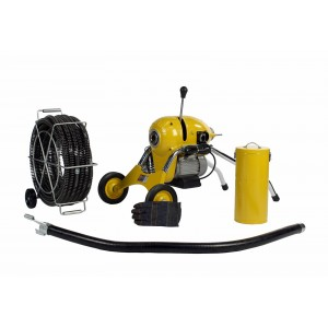 Steel Dragon Tools® K1500B Sewer Line Drain Cleaning Machine