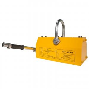 Steel Dragon Tools® 4400 LBS 2000 KG Neodymium Lifting Magnet