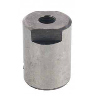 "Steel Dragon Tools® 1/2"" Female Thread to Weldon Shank Adapter"