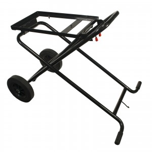 "Steel Dragon Tools® PT Pipe Threading Machine Cart with 10"" Wheels"