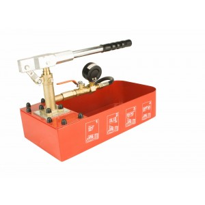 Steel Dragon Tools® RP-30 Pressure Test Pump 726 PSI 2 Gallon Tank