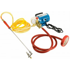 Steel Dragon Tools® Portable HVAC AC Coil Cleaning System 500 PSI