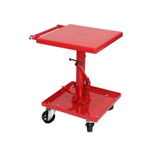 Dragway Tools 220 lb Capacity Adjustable Hydraulic Lift Table