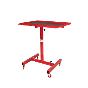 Dragway Tools 200 lb Capacity Adjustable Work Table Cart
