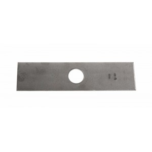 "USA Mower Blades 8""x2"" Unpainted Edger Blade for Echo 720237001, RYOBI 613223"