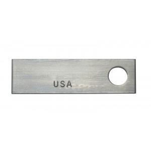 (52) USA Mower Blades 373-193 Heat Treated Rake Teeth Replace 5001 539005001 For Bluebird F20B C18 Aerators